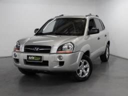 Hyundai Tucson Gl 2.0 Gasolina / Kit Gás Prata