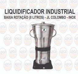 Liquidificador 8 litros Industrial (baixa rotação) - Colombo