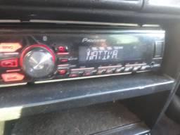 Rádio panner completo com bluetooth