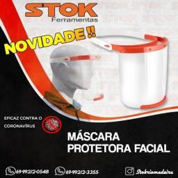 Máscara de proteção facial Roma