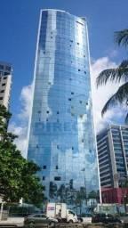 HS - Apartamento alto padrão na Av. Boa Viagem com 4 suítes -Andar alto