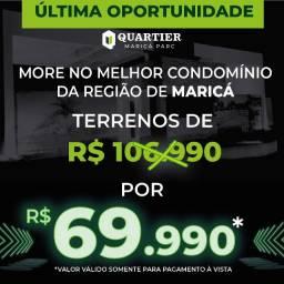 Condomínio Quartier Maricá Parc - Promoçãoo Black Friday !!!
