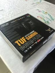 Placa Mãe TUF Gaming B460M PLUS