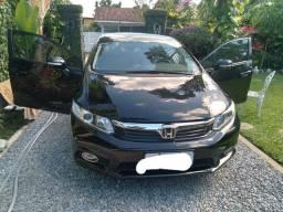 Vendo ou troco Honda Civic 2014 LXR