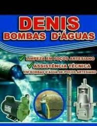 Denis manutenções de bombas de poços