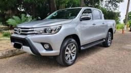 Toyota Hilux SRX 17/18