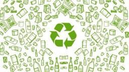 Compramos materiais recicláveis