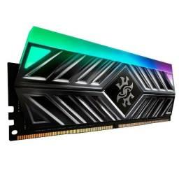 Novo! Memória XPG Spectrix D41 TUF, RGB, 8GB, 3000MHz, DDR4, CL16 - AX4U300038G16-SB41