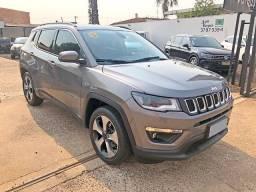 Título do anúncio: Jeep Compass 2.0 Longitude 2018 Único Dono FLex Som Beats ta com 68 Mil km