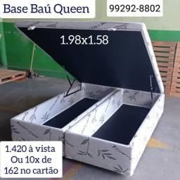 Título do anúncio: base bapu queen ###