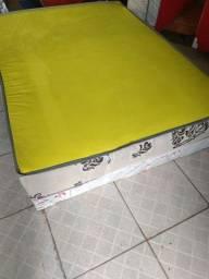 Cama box de espuma $350 ENTREGA GRATUITA