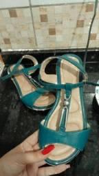 Sandalias/ sapato Número 38!!!