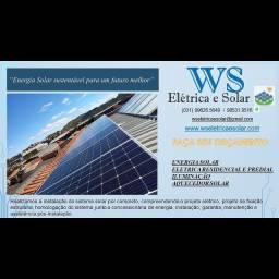 Energia solar sustentável