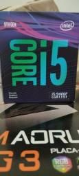 KIT I5 9400F + B360m G3 Auros + 16GB 2666Mhz (2x8) BALLISTIX SPORT