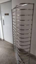 3 Grades de Aluminio Para Janela