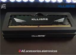 Título do anúncio: Memoria Ram DDR4 8gb 2666MHz Kllisre - Entregamos e Aceitamos Cartões
