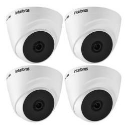 KIT Câmeras Intelbras Multi HD®