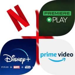 Título do anúncio: tele cine netflix