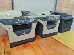 3 maquinas xerox brother