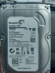 HD 1TB SEAGATE- R$250,00