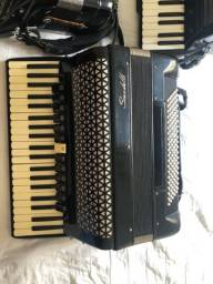 Título do anúncio: Acordeon  sonfonas  barato  instrumentos de banda