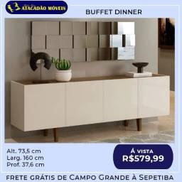 Título do anúncio: Aparador\ Buffet