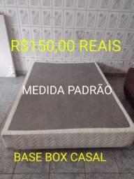 Título do anúncio: BASE BOX CASAL PADRÃO USADA