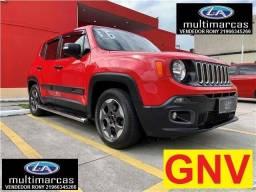 Jeep Renegade Sport 1.8 Mec. 2016 + GNV