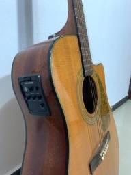 Para vender logo!   Violão Fender Cd 140 sce Folk Eletrico