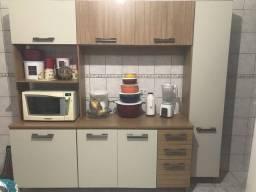 Título do anúncio: Armário de cozinha Kappesberg 7 portas 3 gavetas.