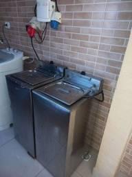 Fritadeira elétrica 220 volts água e óleo