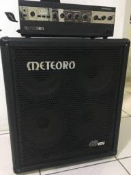 Power 800mb e caixa bs 410
