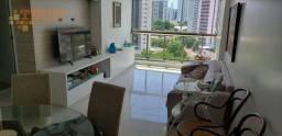 Título do anúncio: Apartamento com 3 dormitórios para alugar, 81 m² por R$ 3.200,00/mês - Casa Forte - Recife