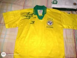 Camisa seleção brasileira de futsal