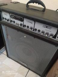 Título do anúncio: Caixa Amplificada Master Áudio MU-360