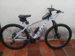 Vendo bicicleta marca colli está nova