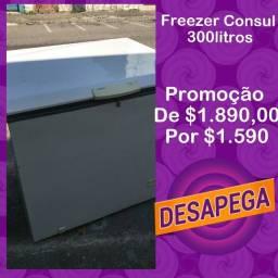 Título do anúncio: Freezer consul