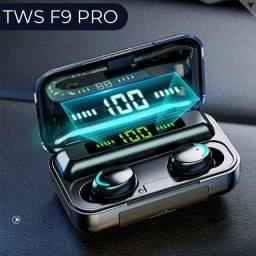 Título do anúncio: Fone De Ouvido Bluetooth Tws F9-5, Bluetooth 5.0, Power Bank ( IOS, Android ) )