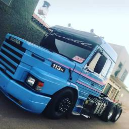 Scania 113H top Line Ano 1997
