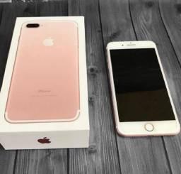 Apenas venda iPhone 7 Plus 32gb rose