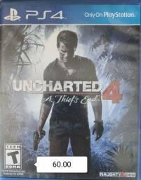 Vendo Jogos Semi Novos PS4