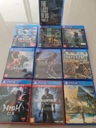 Jogos / Games PS4
