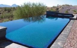 Construcao de Piscinas e acabamento de piscina de fibra em alto padrao