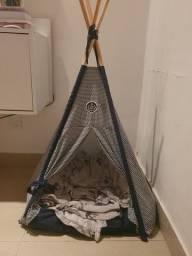 Cama cabana para petz