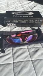 Óculo Oakley novo lente arco- iris