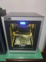 Impressora 3D Sethi mais filamentos