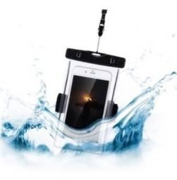 Capa Celular Prova D'água Smartphone 20m De Profundidade