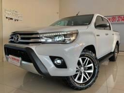 Toyota Hillux SRX 2.8 Diesel 2018