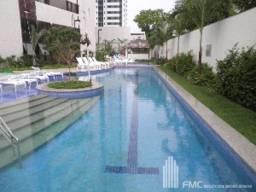Apartamento na Madalena com 04 quartos, na beira rio, 142 metros