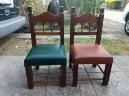 Cadeiras Calça Botas